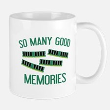 So Many Good Memories Small Small Mug