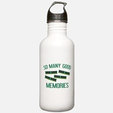 So Many Good Memories Water Bottle