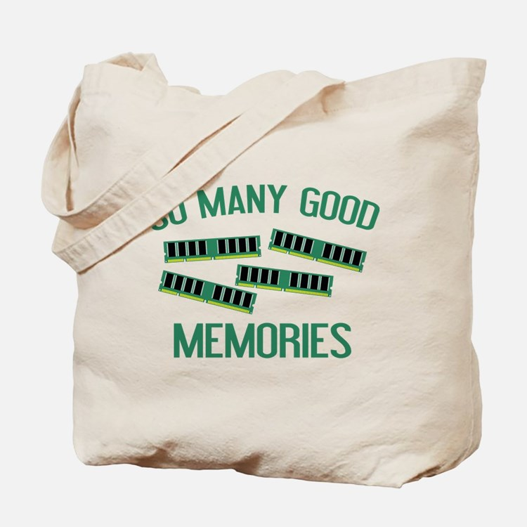 So Many Good Memories Tote Bag