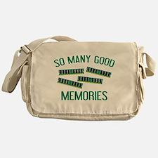 So Many Good Memories Messenger Bag