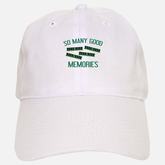 So Many Good Memories Baseball Baseball Cap
