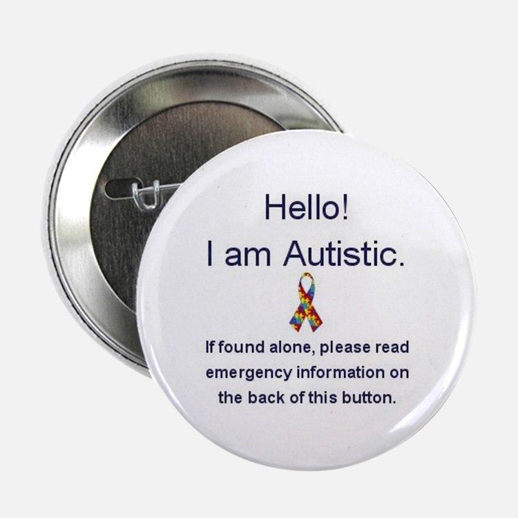 Emergency Autism Button