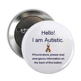 Autism Buttons