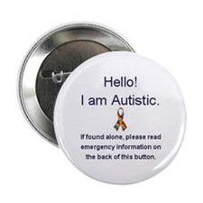 Emergency Autism Button (10 pk)