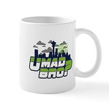 U Mad Bro Mugs
