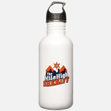 Mile High Sheriff Water Bottle