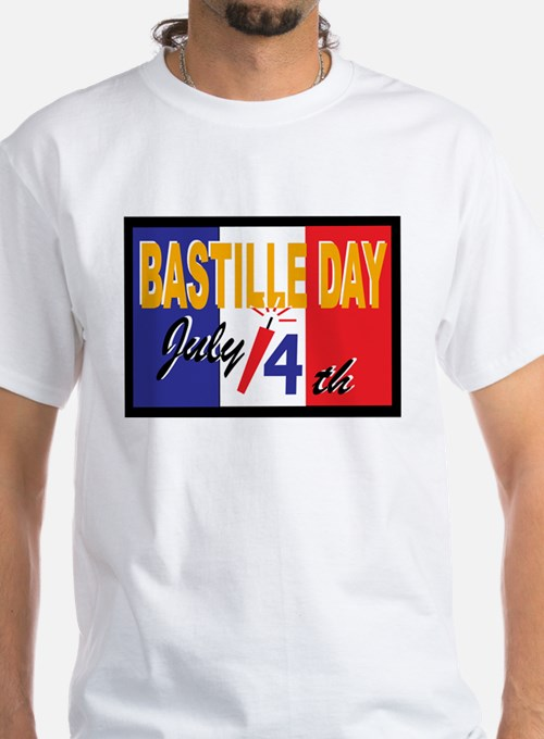 Bastille Day Shirt