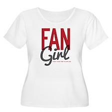 Fan Girl Plus Size T-Shirt