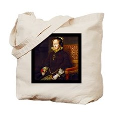 Queen Mary I. Tote Bag