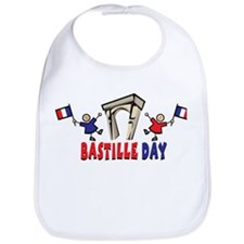 Bastille Day Bib