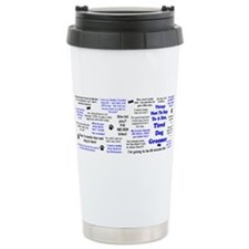Cute Dog groomer Travel Mug