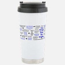Unique Grooming Travel Mug