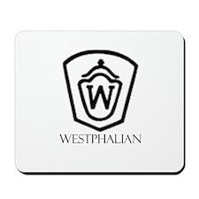 Westphalian Mousepad