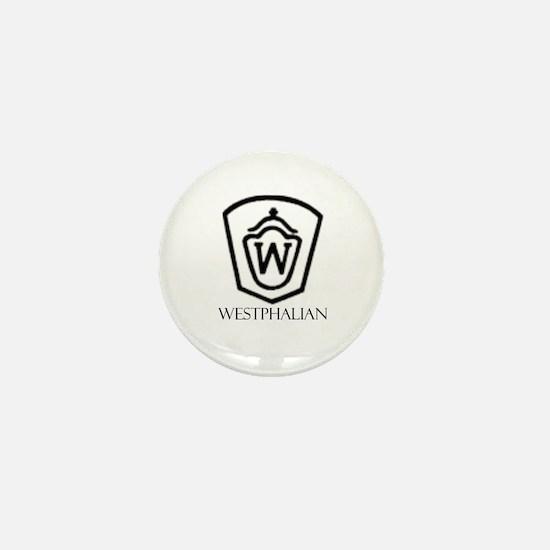 Westphalian Mini Button
