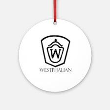 Westphalian Ornament (Round)