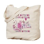 Owl Farmers Tote Bag