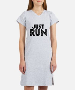 Just Run Women's Nightshirt