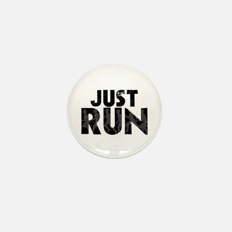 Just Run Mini Button