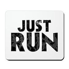 Just Run Mousepad