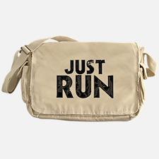 Just Run Messenger Bag
