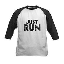Just Run Baseball Jersey