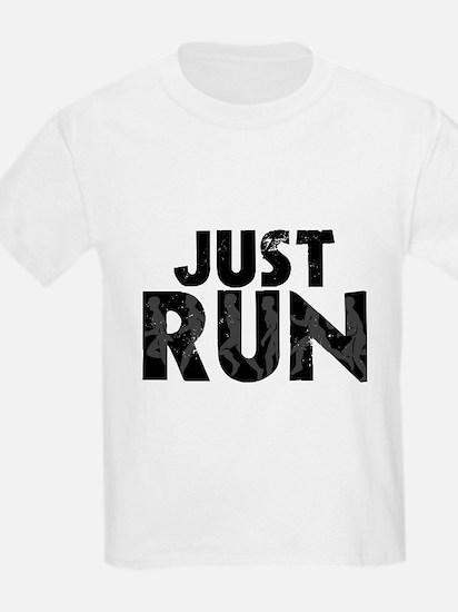 Just Run T-Shirt