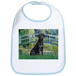Bridge & Black Lab Bib