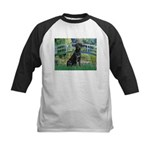 Bridge & Black Lab Kids Baseball Jersey