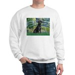 Bridge & Black Lab Sweatshirt