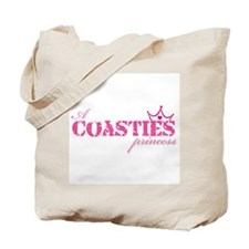 A Coastie's Princess Tote Bag