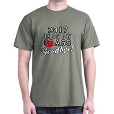 Kiss My Class Goodbye 2017 T-Shirt
