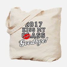 Kiss My Class Goodbye 2017 Tote Bag