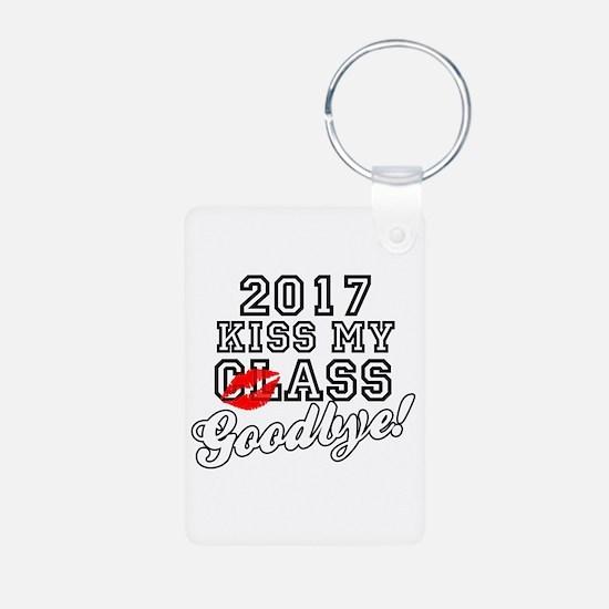 Kiss My Class Goodbye 2017 Keychains