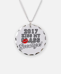 Kiss My Class Goodbye 2017 Necklace