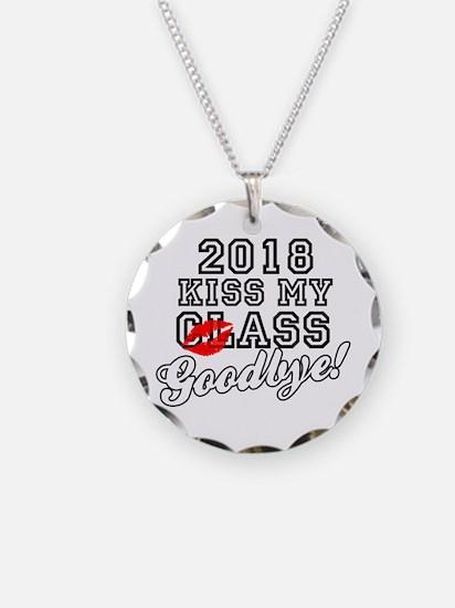 Kiss My Class Goodbye 2018 Necklace