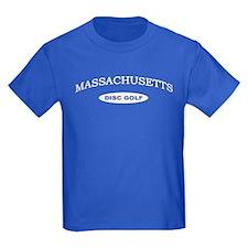 Massachusetts Disc Golf T
