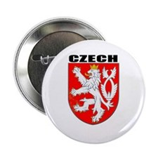 Czech Coat of Arms Button