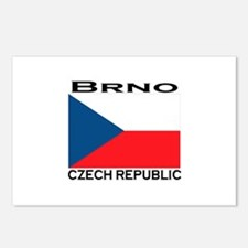 Brno, Czech Republic Postcards (Package of 8)