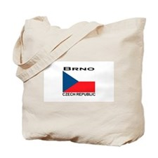Brno, Czech Republic Tote Bag