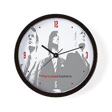 Funny Toronto rock Wall Clock