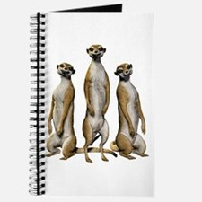 Meerkat Trio Journal