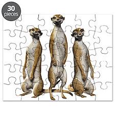 Meerkat Trio Puzzle