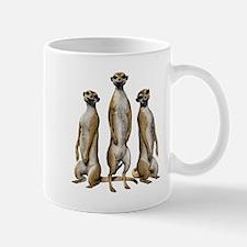 Meerkat Trio Mugs