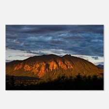 Mt Si at Sunset Postcards (Package of 8)