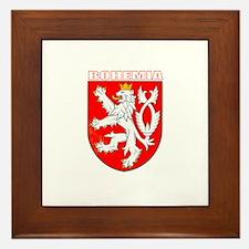 Bohemia, Czech Republic Framed Tile