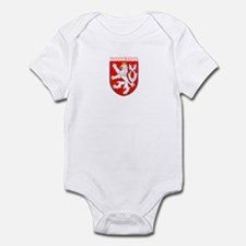 Bohemia, Czech Republic Infant Bodysuit