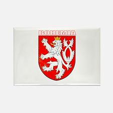 Bohemia, Czech Republic Rectangle Magnet