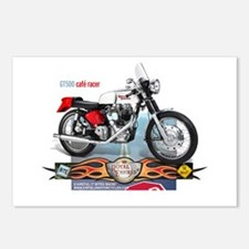 Bite the Bullet Cafe RacerPostcards (Package of 8)