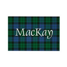 Tartan - MacKay Rectangle Magnet