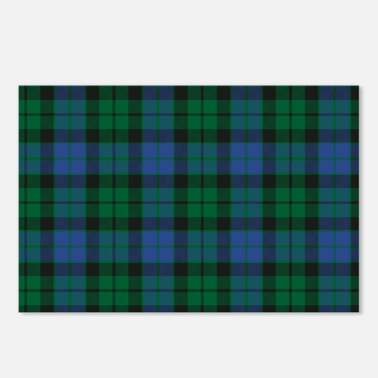 Tartan - MacKay Postcards (Package of 8)